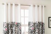Podstawowym elementem dekoracji okiennych są tkaniny (fot. Incrediblehome.net)