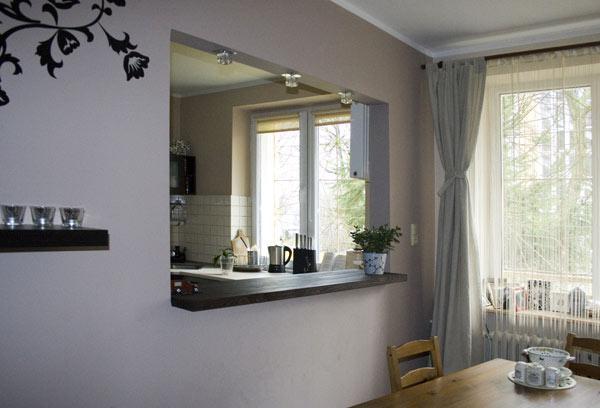 Okno Z Kuchni Do Salonu Porady I Opinie Galerie Inspiracje